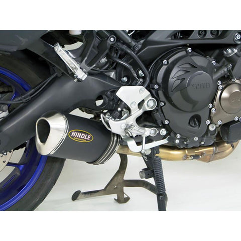 Hindle Evolution Full System Yamaha FZ09, MT-09 2015-20
