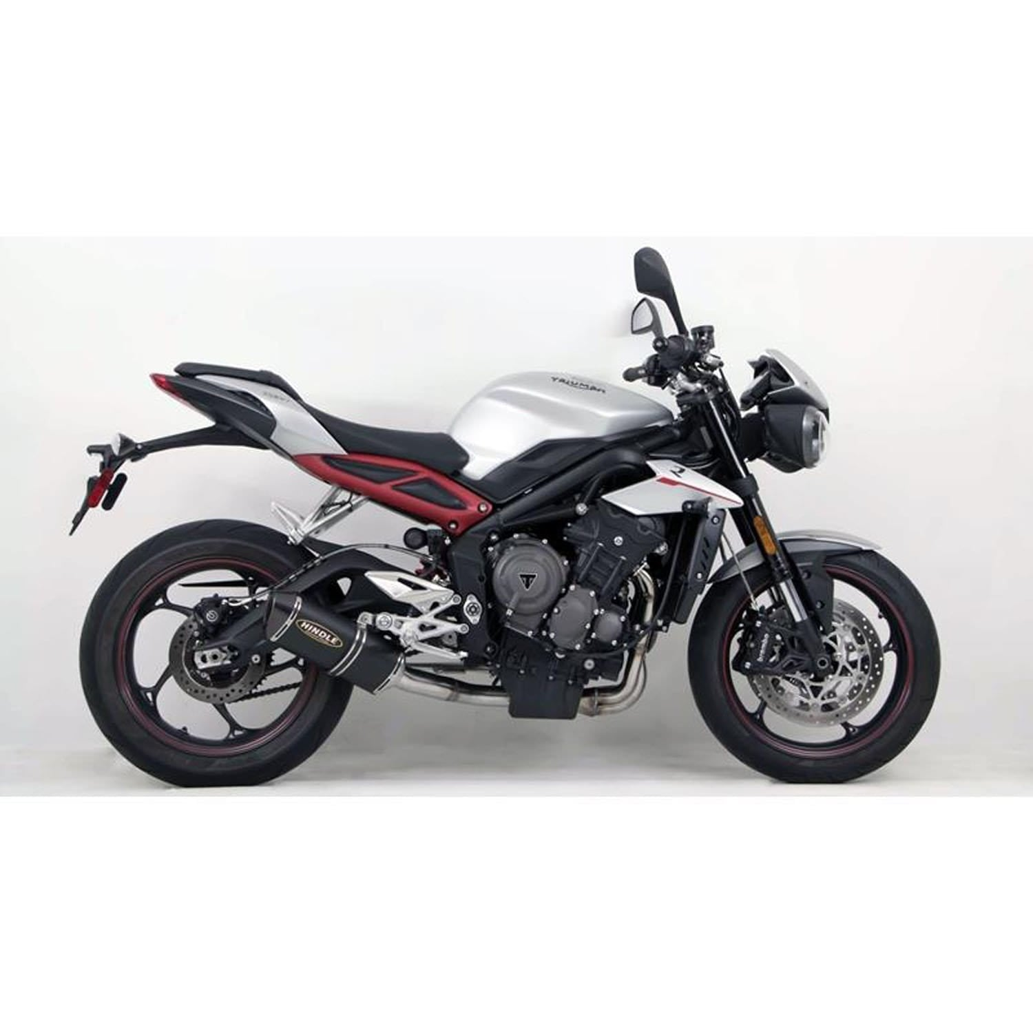 Hindle Evolution Full System Triumph Street Triple 2017-20