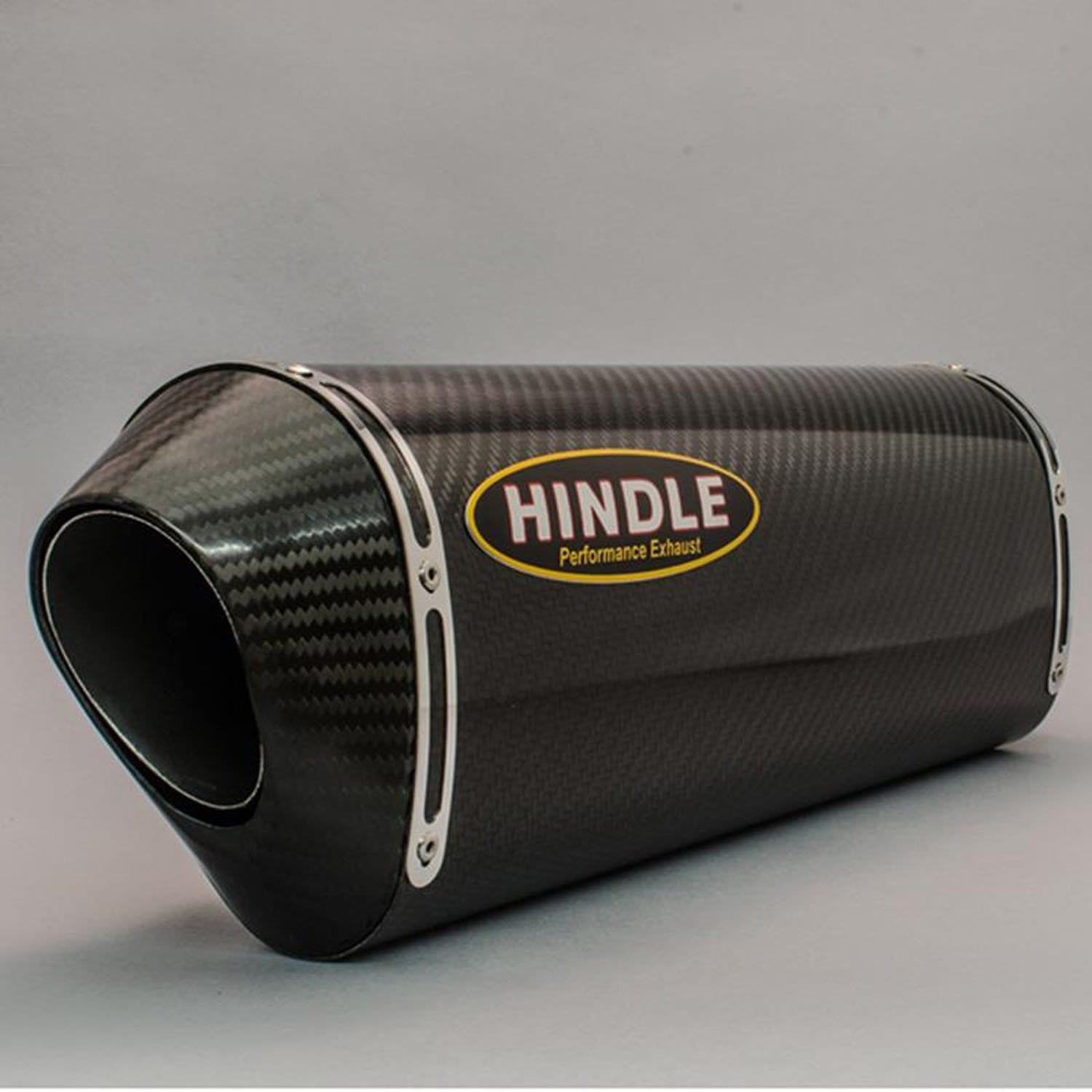 Hindle Evolution Slip-on System Kawasaki Ninja 250 2008-12