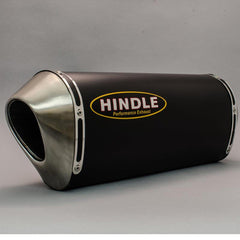 Hindle Evolution Slip-on System Triumph Street Triple 2013-16