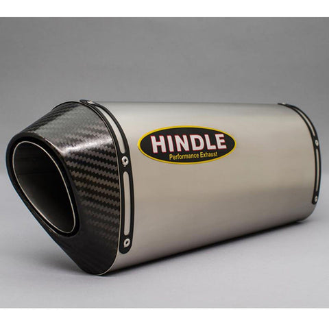 Hindle Evolution Slip-on System Triumph 1050 Speed Triple 2016-19