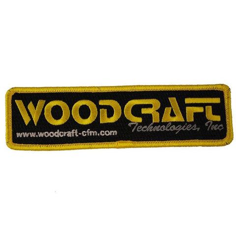 Woodcraft Patches - Woodcraft Technologies - Motorcycle Parts