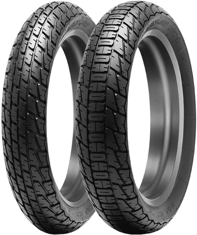 Dunlop Motorcycle Flat Track Tires DT4