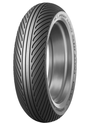 Dunlop Motorcycle Racing Rain Tires - Louden Clear Designs