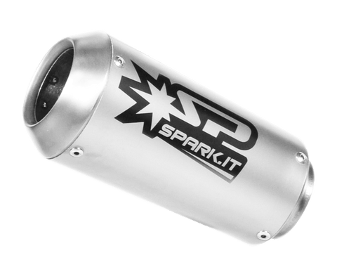 "Spark Yamaha R6 Titanium ""GP"" Slip-On Exhaust (2008+)"