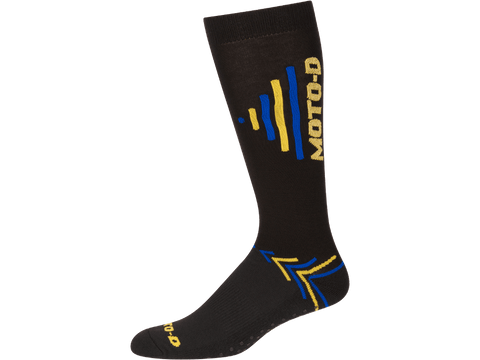 "MOTO-D Warm  ""All-Season"" Motorcycle Socks (3/Pairs)"