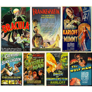 It's Alive, It's Alive! : The Rise of Horror Movies in the 1930s-1950s