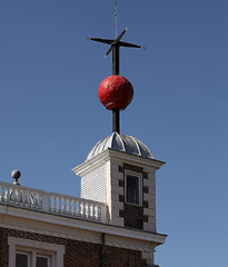 Greenwich Royal Observatory Time Ball
