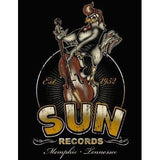 Steady Sun Records Roosterbilly Men's Tee-Tee-Glitz Glam and Rebellion GGR Pinup, Retro, and Rockabilly Fashions