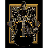 Steady Sun Records Guitar Tee-Tee-Glitz Glam and Rebellion GGR Pinup, Retro, and Rockabilly Fashions