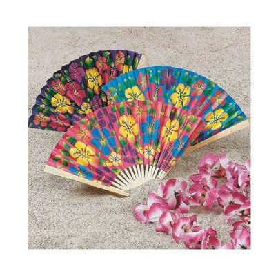 Hibiscus 🌺 Floral Fan-Fan-Glitz Glam and Rebellion GGR Pinup, Retro, and Rockabilly Fashions