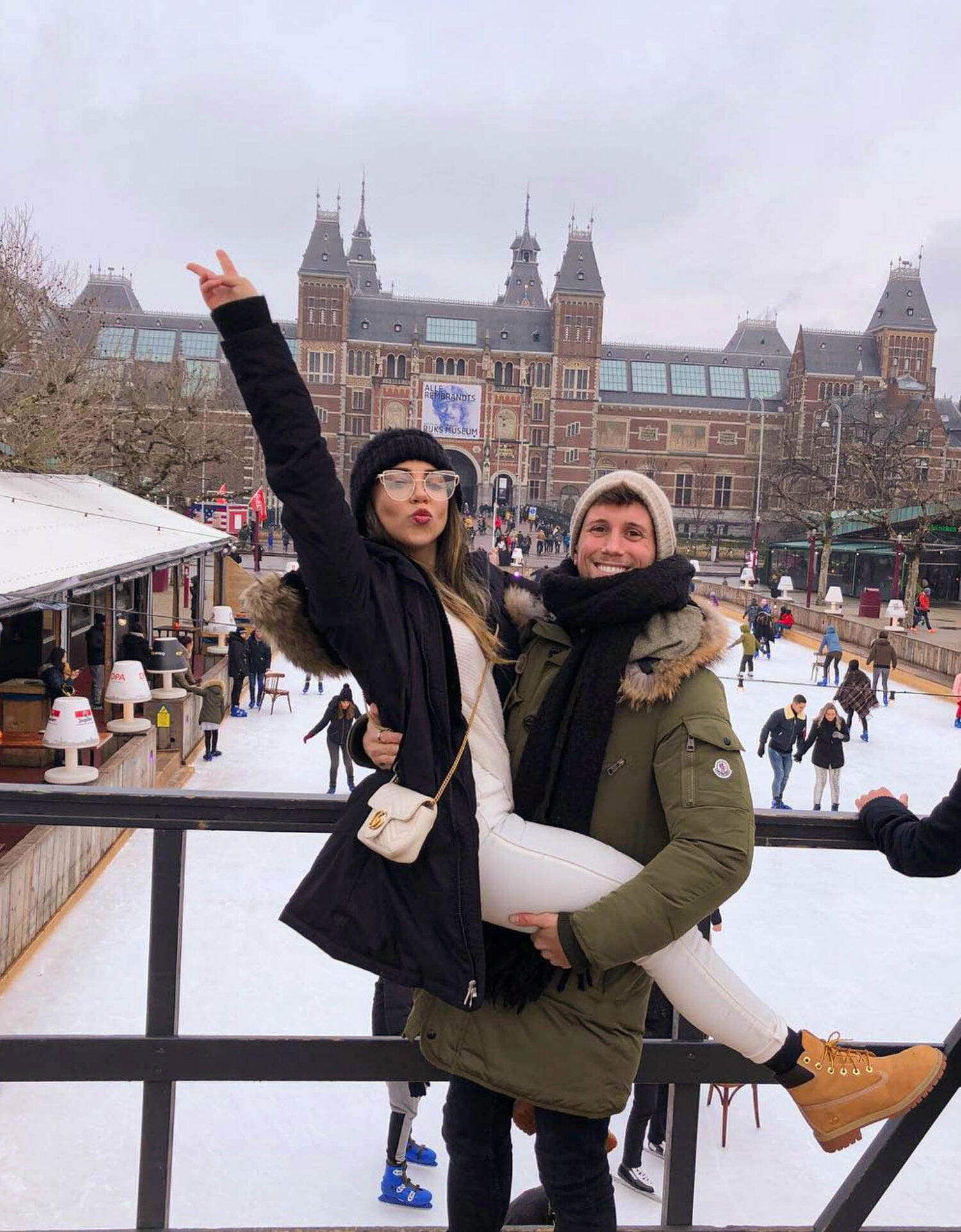 Lost LeBlanc and WhatTheChic in Amsterdam Central.jpg