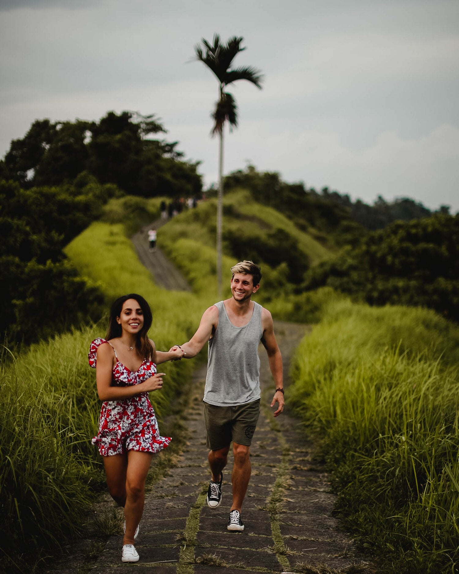 Lost LeBlanc and What The Chic at the Campuhan Ridge Walk in Ubud, Bali