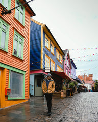 Lost LeBlanc in Stavanger, Norway