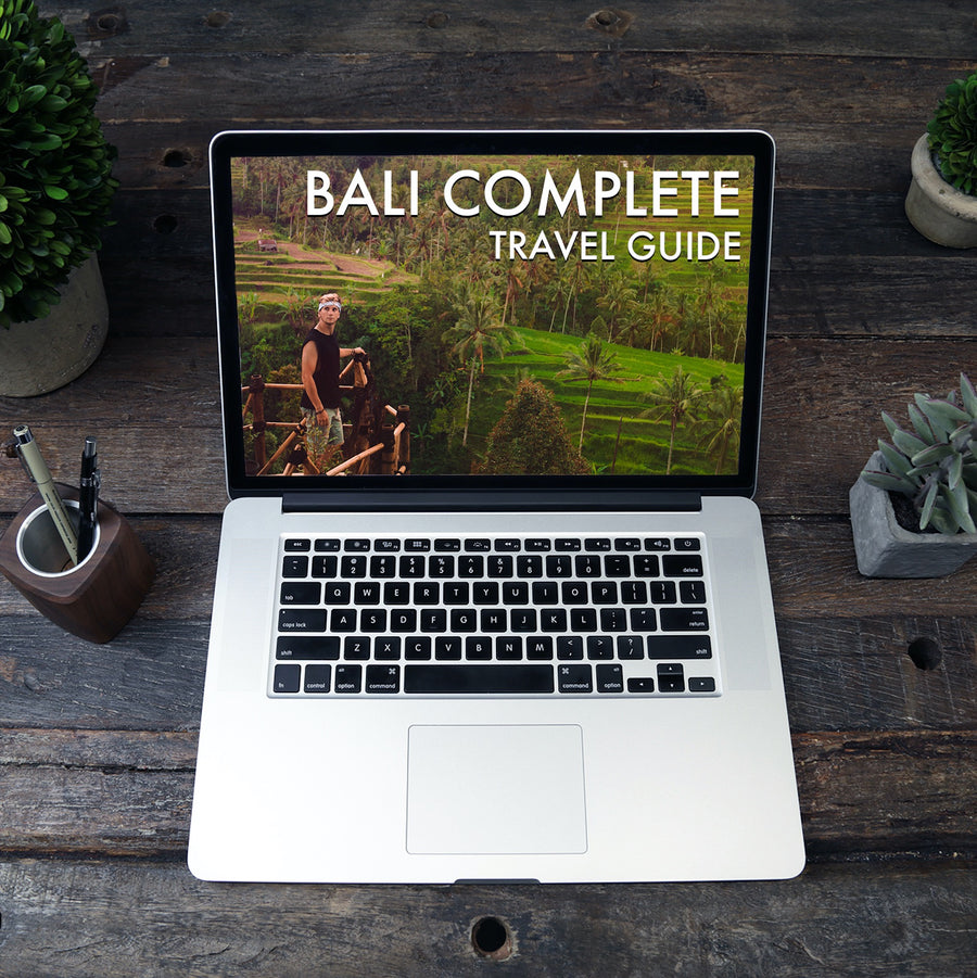 Bali Complete Travel Guide
