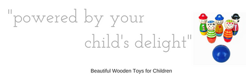Wooden Toys for Milki