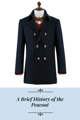 A Brief History of the Peacoat