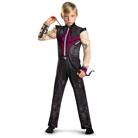 Cosplay Comic Child Hawkeye Muscle Suit - Goggi, Jolli & Milki - www.gojomi.com