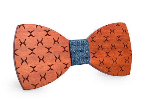 Bunyan's Bow Ties - Butterfly Barbs Handcrafted Wood
