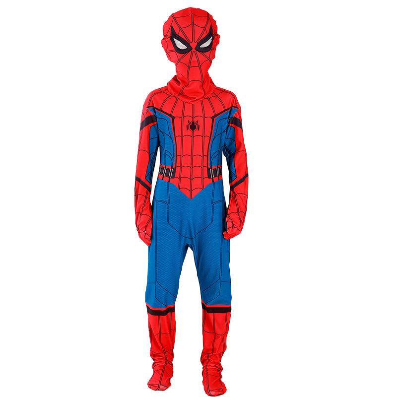Cosplay Comic Child The Amazing Spider-man Suit