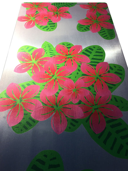 Pink Plumeria Tree Guard (P3)