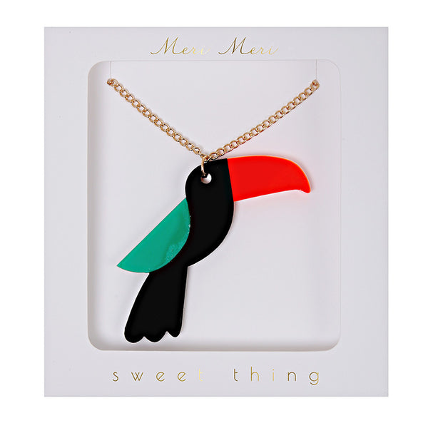 Necklace Toucan