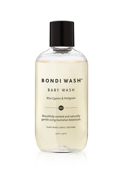 Baby Wash Blue Cypress & Petitgrain 250ml