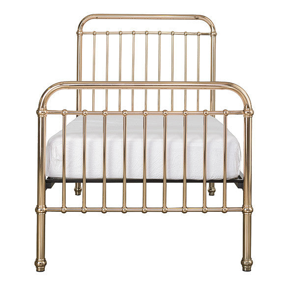 Eden Rose Gold Bed