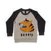Hey Tiger Sweat Desert/Noir
