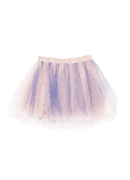 Merry Go Round Tutu Skirt Purple Velvet