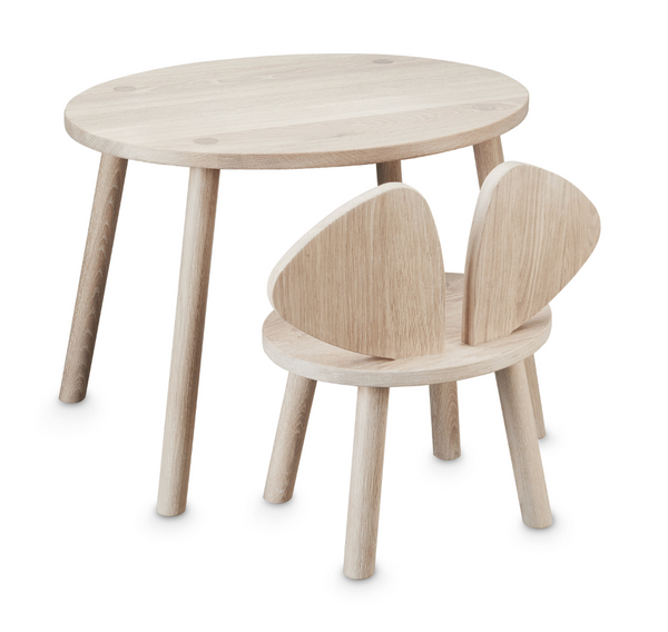 Mouse Table & Chair