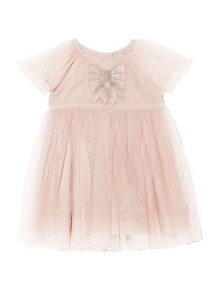 Liv Tutu Dress Tea Rose