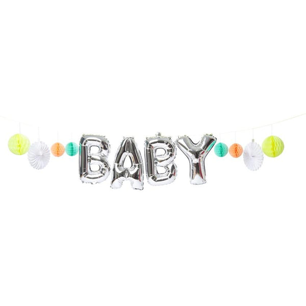 Garland Balloon Baby Kit