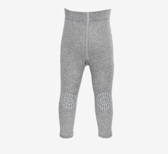 Crawling Leggings Melange Grey