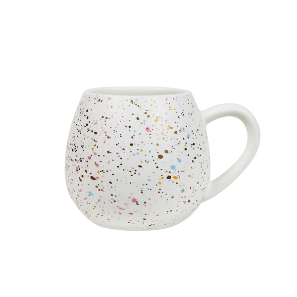Mini Hug Me Mug - Gold Splatter