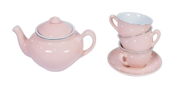 Il Etait Ceramic Tea Set