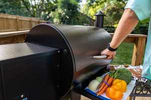 Introducing Our First Pellet Grill