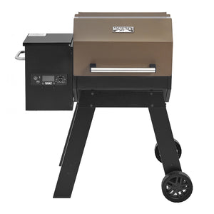 85001-Pellet Grill With Mechanical Control