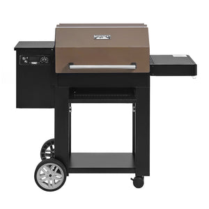 86000-Deluxe Pellet Grill With Mechanical Control