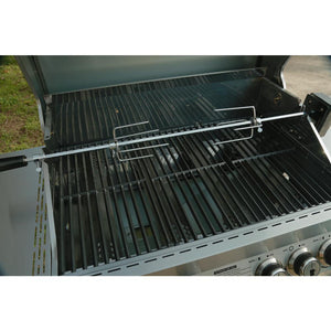 4 Burner Monument Grill Rotisserie Kit