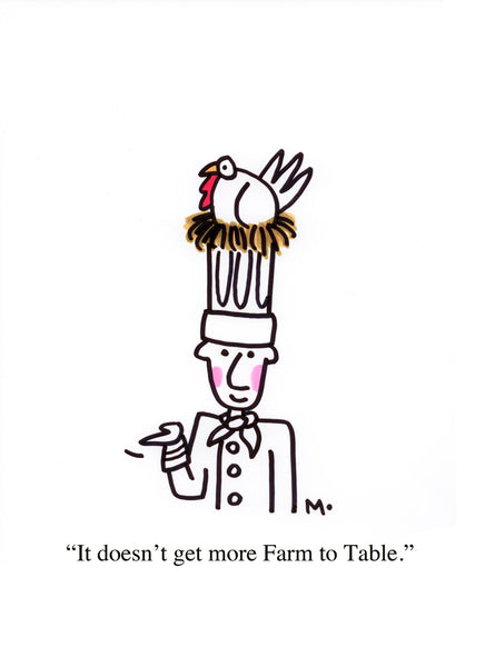 """Farm to Table"""