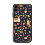 Woodland Critters Biodegradable phone case