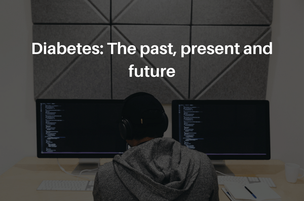 The past, present and future of diabetes blood glucose monitoring
