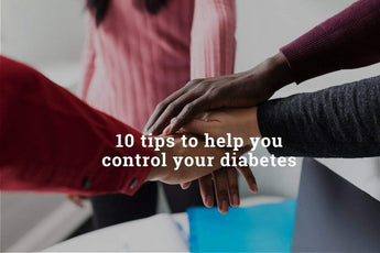 10 tips to help control diabetes