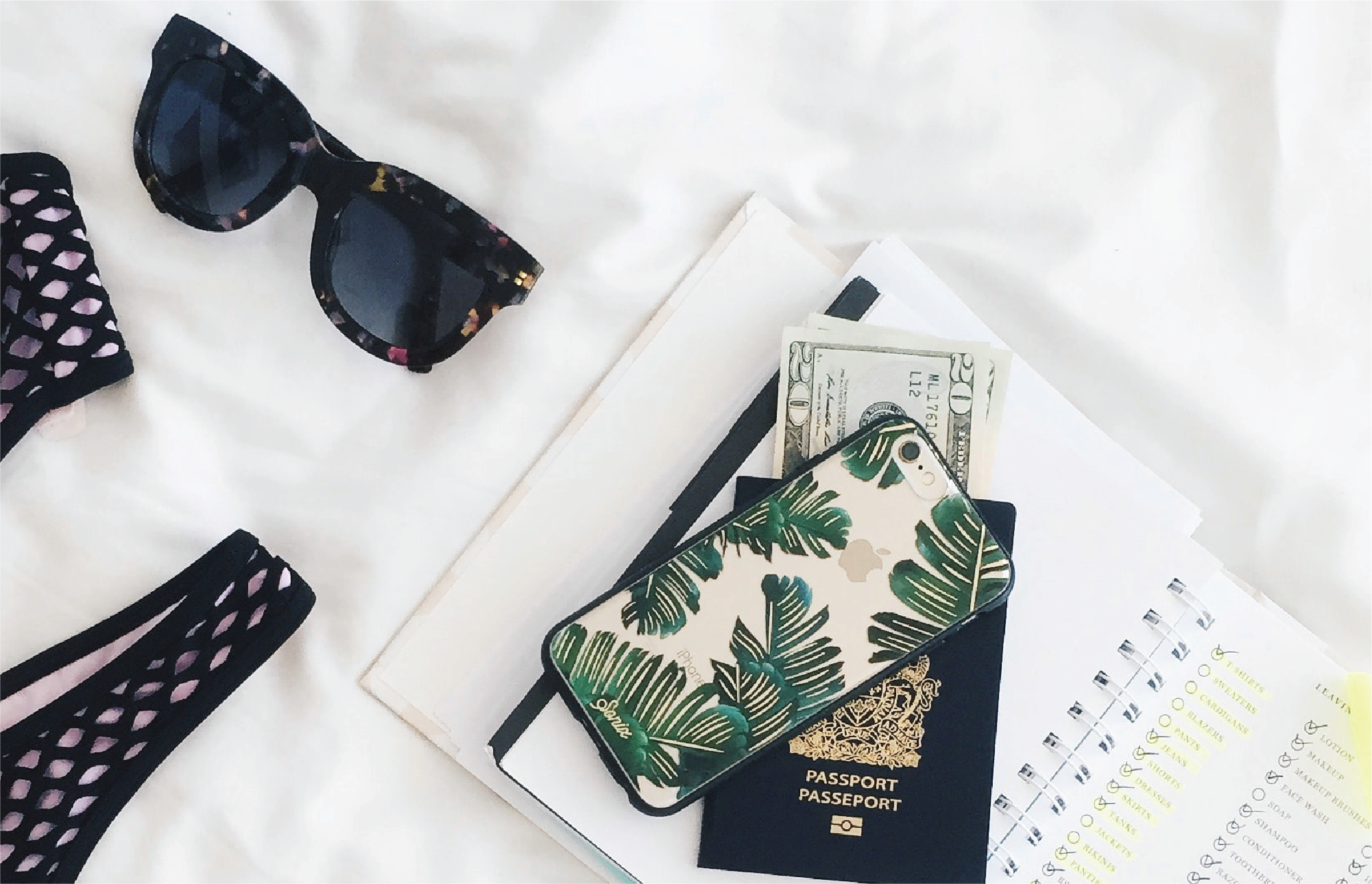 travel essentials and tips