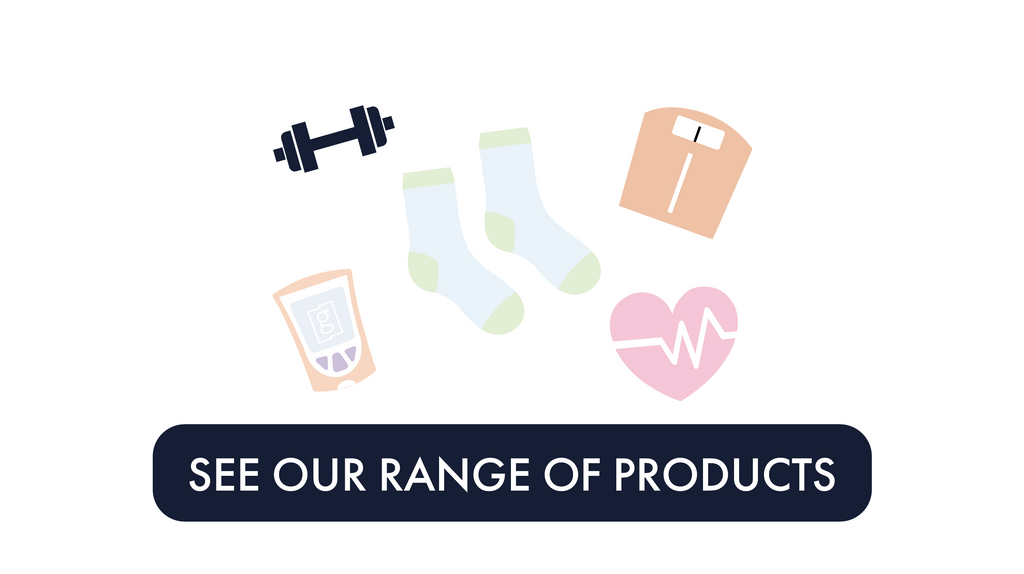 IBD Medical - Diabetes Shop - Diabetes accessories - Diabetic Socks