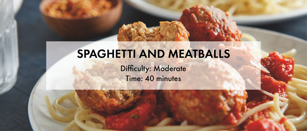 Diabetes food, diabetes recipe, diabetes cookbook, spaghetti and meatballs, low carb