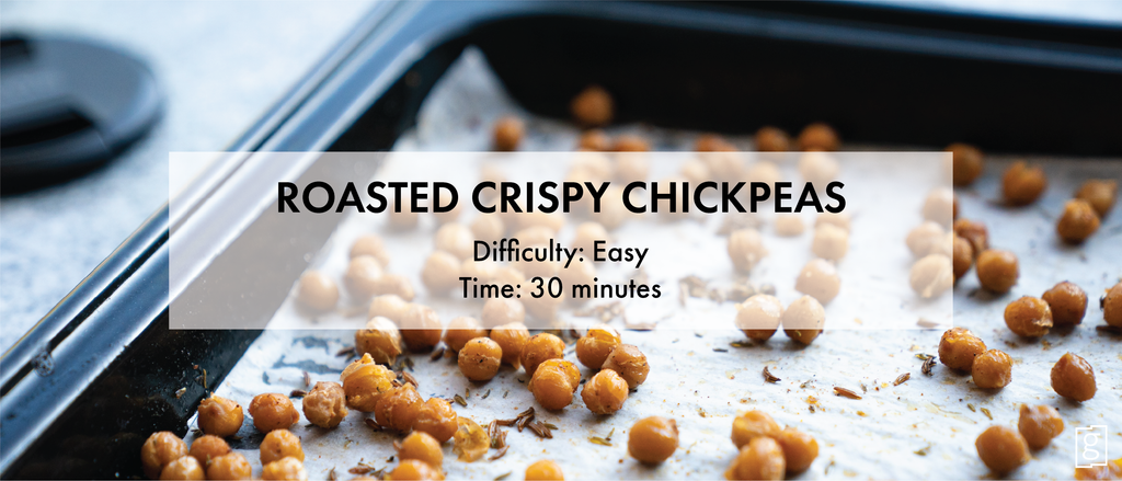 diabetes meals snack chickpeas healthy protein recipe