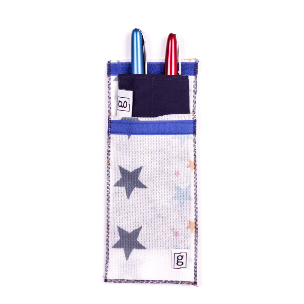 Glucology® Limited Edition Insulin Cooler Pouch | 2 Pen Pouch | Stars