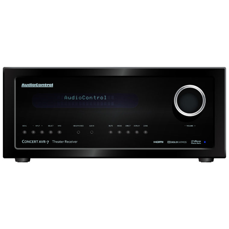 AudioControl AVR-7 Audio/Video Receiver